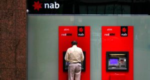 National Australia Bank, Australia's largest bank by assets, lowered its variable mortgage rate by 25 basis points on Tuesday, after the Reserve Bank of Australia reduced its main cash rate to a record low 2.75 per cent from 3.0 per cent. Photograph: Reuters/David Gray