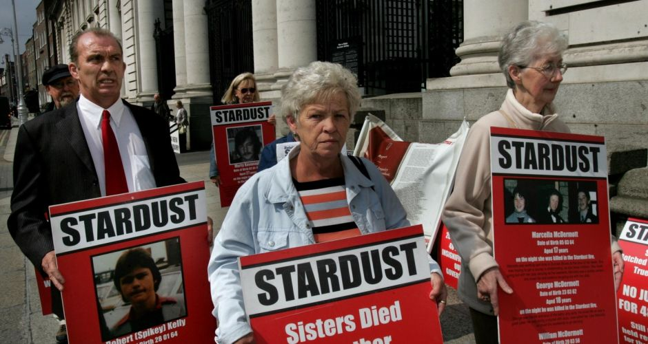 Stardust families demand new inquiry