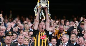 Liberty Insurance will join Etihad and Centra as sponsors of the  All-Ireland Senior Hurling Championship. Photograph: Cathal Noonan/Inpho