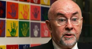 Minister for Education Ruairi Quinn. Photograph: Cyril Byrne / THE IRISH TIMES.