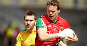 Andy Moran could figure against Mayo after his return from cruciate injury.