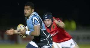 In Niko Matawalu Glasgow have a speedster who could turn your blood inside out