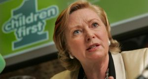 Last year Minister for Children Frances Fitzgerald ordered that children under 16 should no longer be sent to St Patrick's Institution. Photograph: Matt Kavanagh/The Irish Times