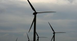 Siemens wind turbine technicians plan work-to-rule from next week. Photograph: David Sleator/THE IRISH TIMES
