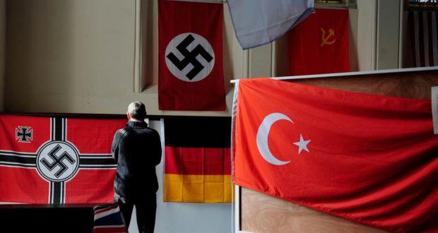 Denigrating neutrality during second World War has become