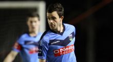 Robbie Benson was on the scoresheet for UCD.  Photograph: Cathal Noonan/Inpho