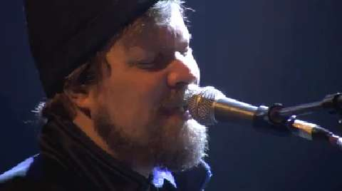 American singer-songwriter John Grant talks to The Ticket about the music behind his dark, synth-driven second album, Pale Green Ghosts, his collaboration with Sinéad O'Connor and his HIV diagnosis earlier this year.