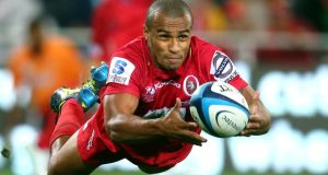 Will Genia of the Reds, likely Wallaby scrumhalf against the Lions. Photograph: Getty Images