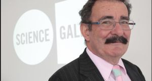 Scientist Robert Winston:  doesn't like hiring people with first-class degrees. Photograph: Brenda Fitzsimons