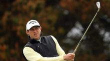 "Robbie Cannon: ""I set myself the goal a few weeks ago to win a strokeplay championship and they don't come much bigger than this."" Photograph: Inpho"