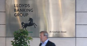 Lloyds Banking Group today said its chairman Win Bischoff would retire in the next year