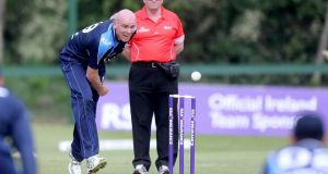 Leinster Lightning player-coach Trent Johnston will sit out the  RSA Inter-Provincial Championship match against North West Warriors at College Park.   Photograph: Ryan Byrne/Inpho