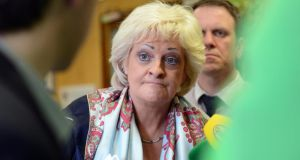 "Siptu vice-president Patricia King has said today's talks at the Labour Relations Commission have been ""very exploratory"". Photograph: Eric Luke"
