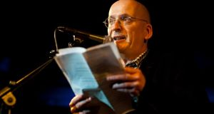 "Novelist Roddy Doyle blamed the Irish secondary school system for causing the groupthink which was the reason ""the country was now ""f****ed"". Photograph: Jacob Blickenstaff"