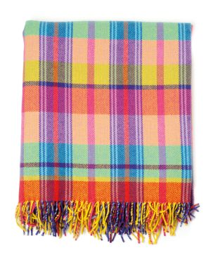100 per cent lambswool throw, €49.95 (knee size), €79.97 (large) at Avoca