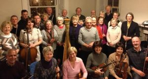 The senior orchestra at Newpark Music Centre in Dublin has a membership of 30