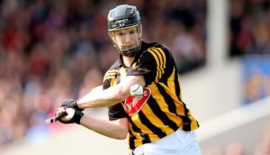"Michael Rice: ""I'd a long old stint out, so just to be back playing hurling is really enjoyable at the moment"""