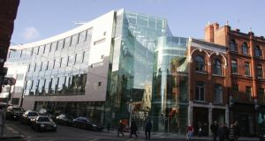 Dunnes Stores operates 10,500 sq ft of retail floor space in the 125-year-old listed building it also uses as a head office.