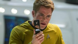 Chris Pine mar Kirk i Star Trek: Into Darkness