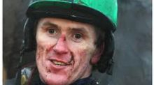 Champion jockey Tony McCoy