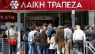 People in Cyprus continue to face restrictions on the amount of money they are permitted to withdraw from bank accounts. Photograph: Bogdan Cristel/Reuters