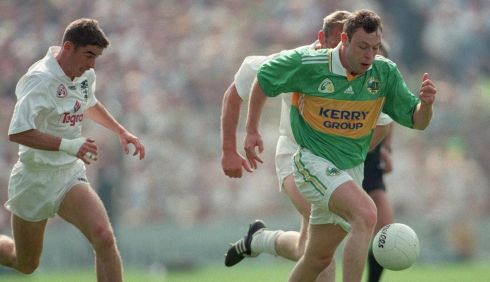 5 SEAMUS MOYNIHAN - Kerry, 3 awards, 1997, 2002, 06 - An automatic on the team, it was only a matter of where to put him. I always thought this was his best position but he could play anywhere. I never saw him have a bad game with club, college or county. An awesome footballer.