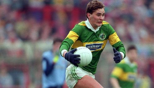 10 MAURICE FITZGERALD - Kerry; 3 awards, 1988, 96, 97 -  I could pick no team without having Maurice on it. He was just a genius on the ball, perfect off left and right. What people don't get is how tough he was. There was a hard edge to him and he wasn't afraid to use the six-foot-three God gave him. You'd have him on the frees as well.