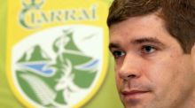 "Eamonn Fitzmaurice: ""People expect Kerry to be winning matches so when you're having to check the record books to find the last time Kerry went a half without scoring [as they did against Mayo] or when they last lost four games in a row, that's not the norm and it hasn't been the norm."""