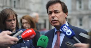"Minister for Justice Alan Shatter: ""I don't think there has ever been such a comprehensive inquiry conducted so rapidly into such an issue."" Photograph: Niall Carson/PA Wire"