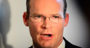 Simon Coveney: brokered a compromise text