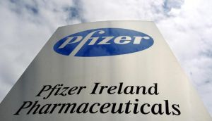 The Pfizer plant in Ringaskiddy: while yesterday's announcement is good news, bolstering its production, it too is an old plant. Photograph: Provision