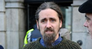 "Luke Ming Flanagan was one of the people who had ""made something of a circus"" in relation to whistleblowers' allegations about quashed penalty points, said Minister for Justice Alan Shatter. Photograph: Frank Miller"