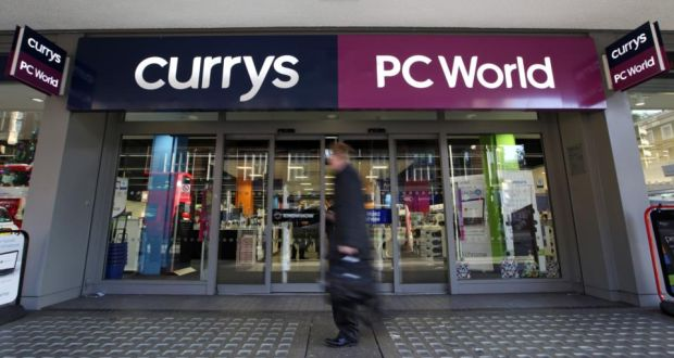 Dixons sees year profit at top end of forecasts