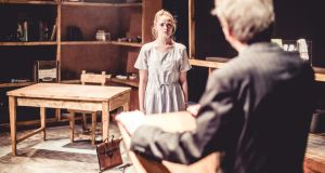 Lisa Walsh and Dan Reardon in 'The Lesson'