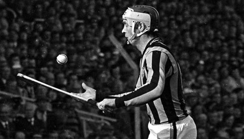 9 FRANK CUMMINS - (Kilkenny; 4 awards 1971-72; '82-83) - Sometimes a bit forgotten because he's so unassuming, but without him Kilkenny wouldn't have won nearly as much. A wrecking ball in the middle he was so strong and although not flashy, he got the forwards moving.