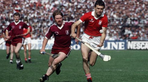 10  JIMMY BARRY-MURPHY - (Cork; 5 awards, '76-78, '83, '86) - I thought he was a genius, with a great hurling brain to add to his innate ability. Outstanding goal against Galway still talked about 30 years later. Above all, he was a gentleman, who took punishment and played on.