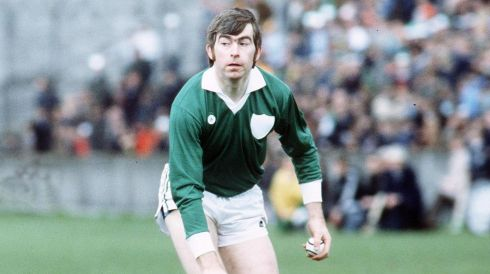 14 JOE McKENNA - (Limerick; 6 awards 1974-75  and '79-81) - I played beside him for a long time and think his goal scoring has become overlooked. I remember him getting three goals in a Munster final and he was consistently dangerous over a sustained period.