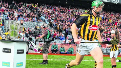 11  HENRY SHEFFLIN - (Kilkenny; 11 awards 1999, 2002-09 and '11-12) - He would have been great in any era, sixties or thirties or whenever. Skilful and intelligent, he doesn't mind if you want to mix it because he can as well. If you want to play, he'll play. Above all, a leader.