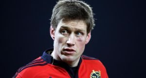 Ronan O'Gara: still considering a one-year extension to his Munster contract.
