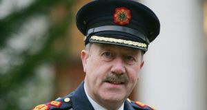 Garda Commissioner Martin Callinan: refuted any suggestion of wrongdoing on his part when he had two penalty points terminated from his licence. Photograph: Bryan O'Brien