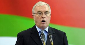 Pat McQuaid's bid for a further term as president of cycling's world governing body has been endorsed by Switzerland.
