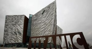 "Belfast's Titanic Quarter. The census shows the NI population is also becoming more ""Catholic"" in the broadest sense. About 52 per cent of those normally resident in Northern Ireland and who were or are being raised as Catholics are under the age of 35. The equivalent figure for the Protestant community is 40 per cent."