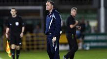 Alan Mathews has resigned as Shelbourne manager. Photograph: Donall Farmer/Inpho