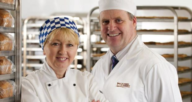 Siobhan and Paul Lawless of Foods of Athenry