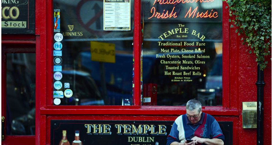 Dublin through a lens - Irish Times photographers and the city as they see it