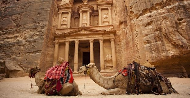 Travel offer The Jewels of Jordan