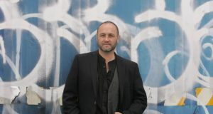 Colum McCann at Sandymount, Dublin in 2011. New York, however, is where he wants to live now. Photograph: Alan Betson