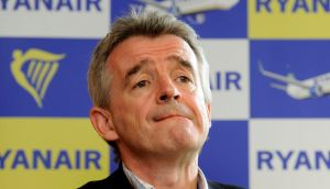 Michael O'Leary: famously opinionated