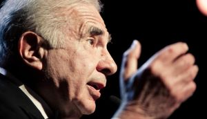 Activist investor Carl Icahn (above)  and major stakeholder Southeastern Asset Management dismiss Michael Dell's go-private deal for Dell as too cheap for a company trying to become a major provider of enterprise computing. Photograph: Chad Batka/The New York Times