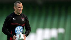 Matt Giteau: One of Toulon's standout signings made by owner Mourad Boudjellal. Photograph:James Crombie/Inpho